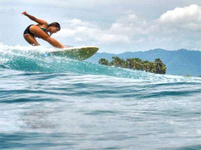 Surf Guiding and Bali Waves