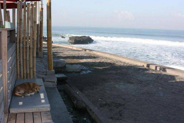 Echo Beach Surf Spots Canggu Surfcamp Bali Blog