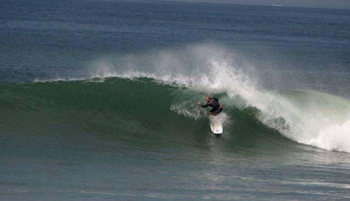 Rivermouth Surfspot Echo-Beach, Bali