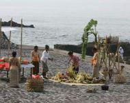 Hindu Ceremony at Echo-Beach