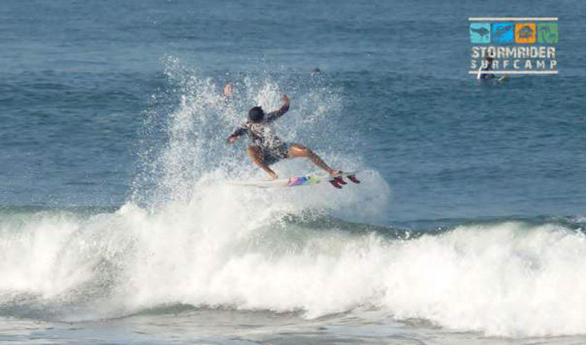 Fun at Pererenan, Canggu